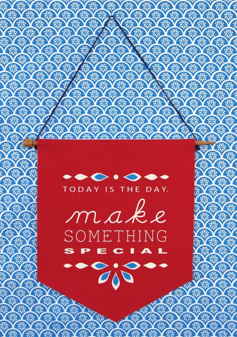 Image of Make Something Banner