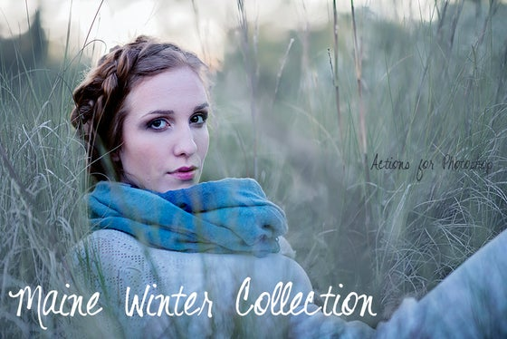 Image of Maine Winter Collection