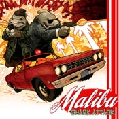 Image of Malibu Shark Attack - Malibu Shark Attack (CD Album)