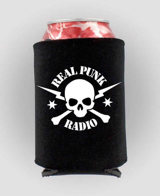 Image of Real Punk Radio Koozie