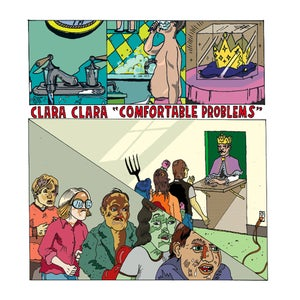 Image of Clara Clara - Comfortable Problems (cd)