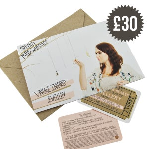 Image of Gift Voucher - £30