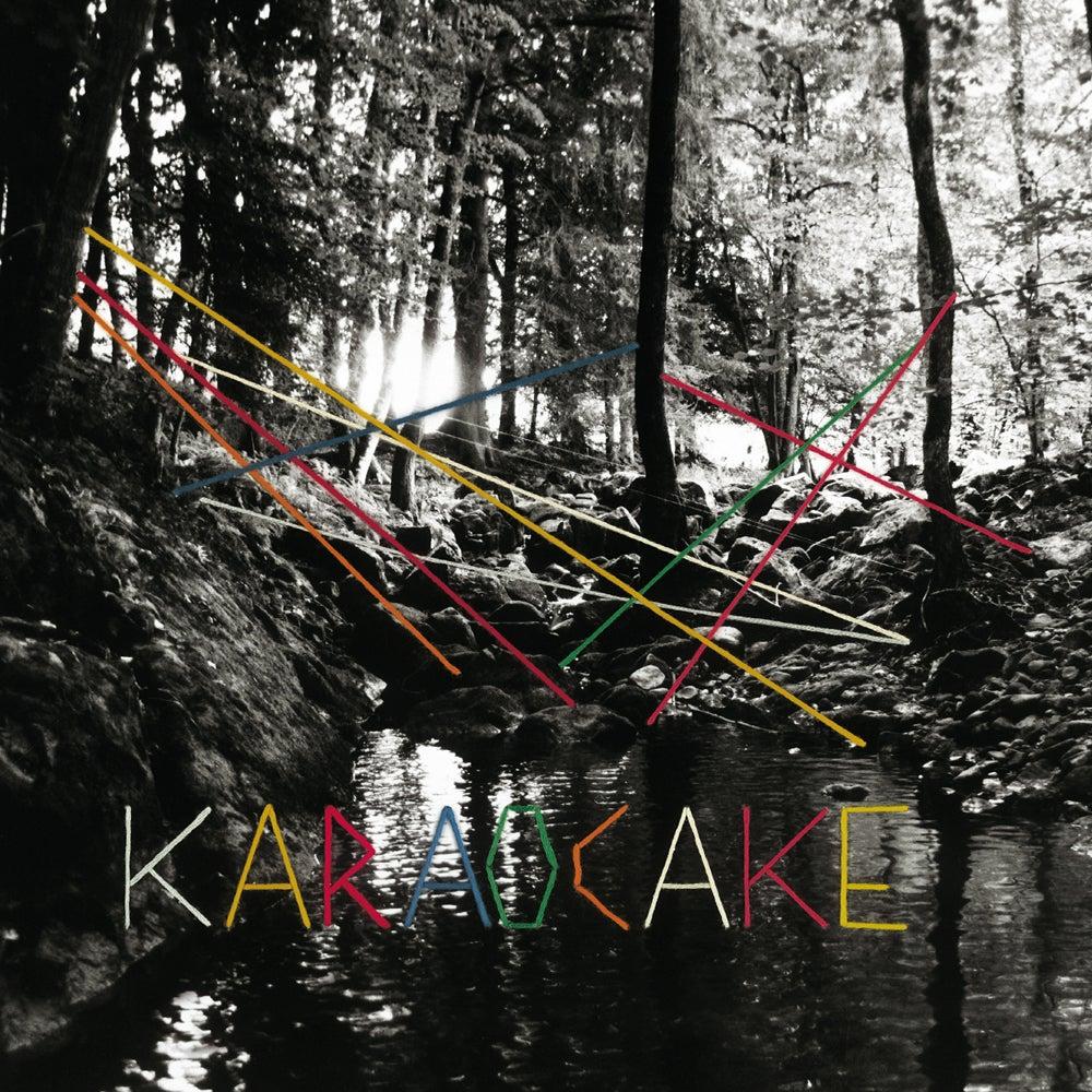 Image of Karaocake - Rows & Stitches (cd)