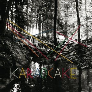 Image of Karaocake - Rows & Stitches (cd)