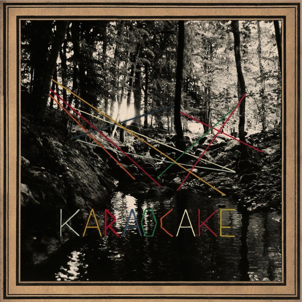 Image of Karaocake - Rows & Stitches (vinyl)