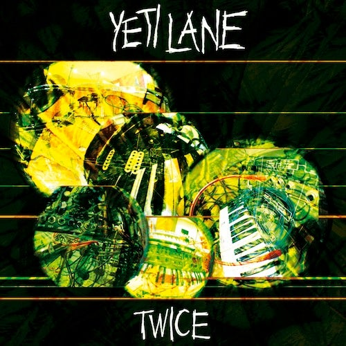Image of Yeti Lane - Twice EP (cd)