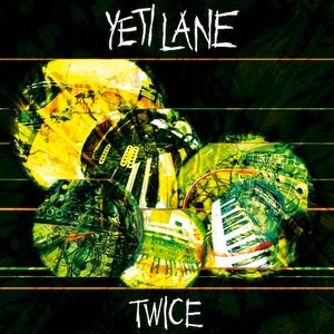 Image of Yeti Lane - Twice EP (vinyl)