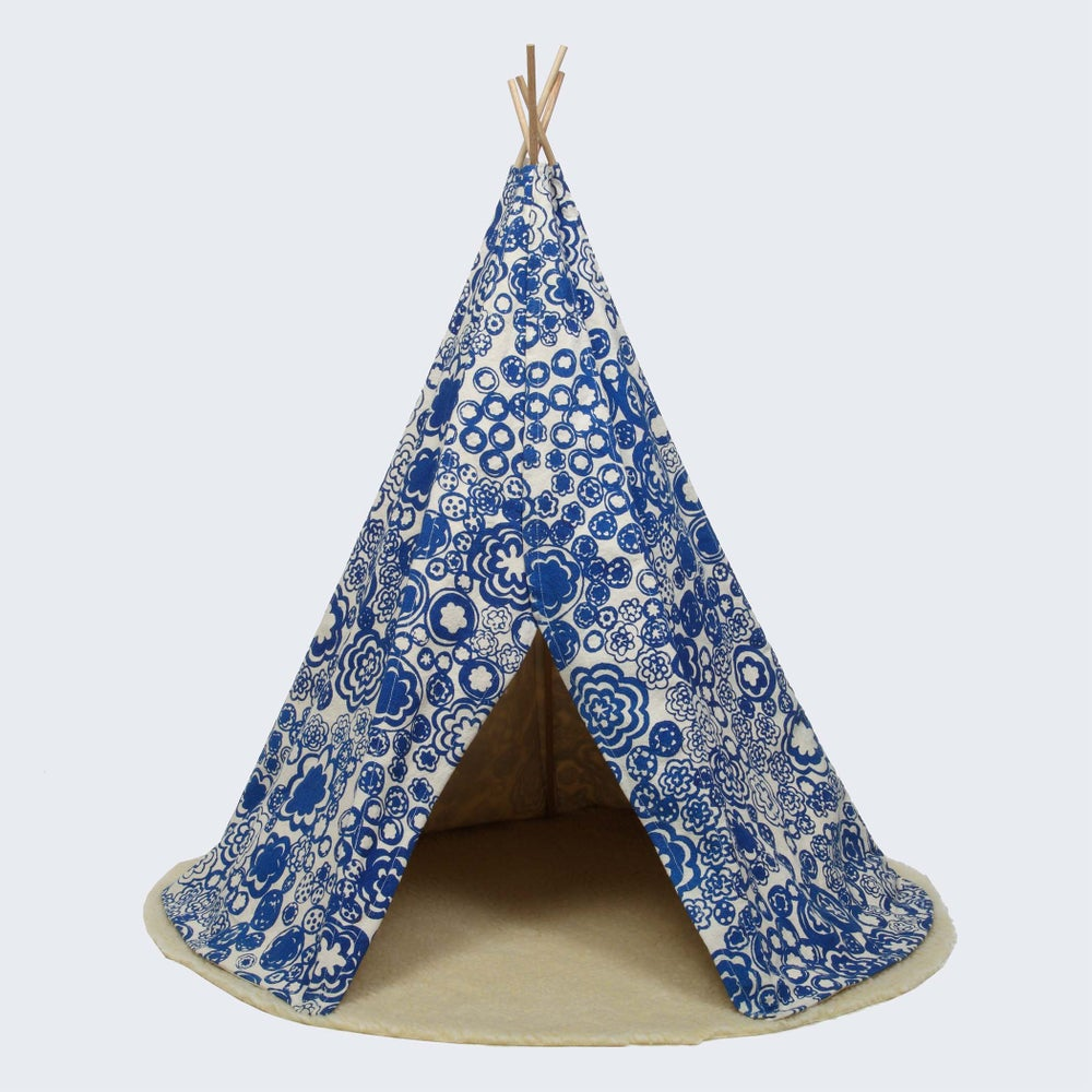 Image of Cat Teepee