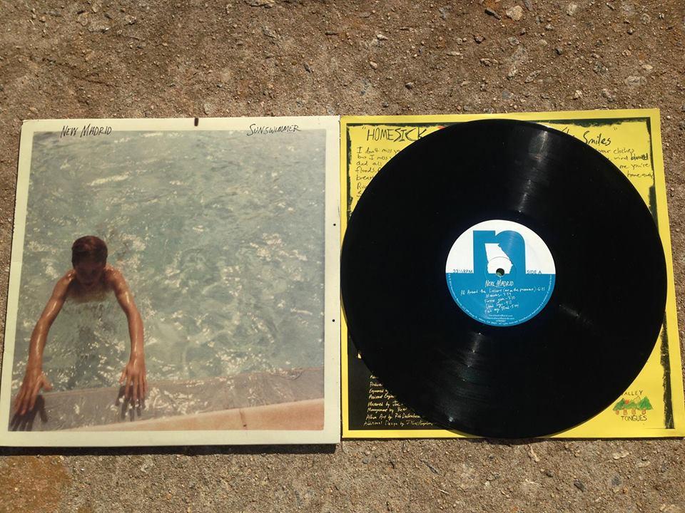 Image of SUNSWIMMER vinyl