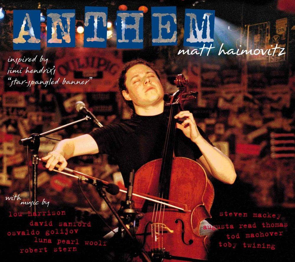 Image of Signed CD 'Anthem'