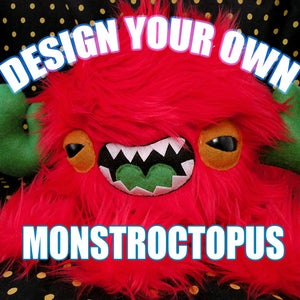 Image of Design your own Monstroctopus