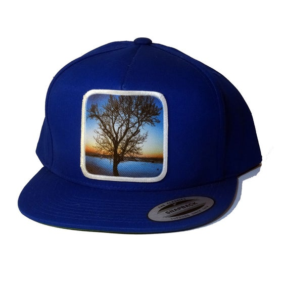 Image of SOULSTICE TREE- JOURNEY SERIES SNAPBACK HAT