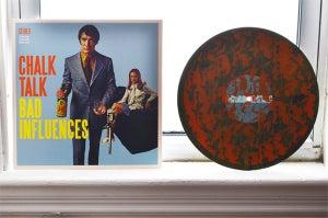 "Image of Bad Influences 12"" VINYL/CD"