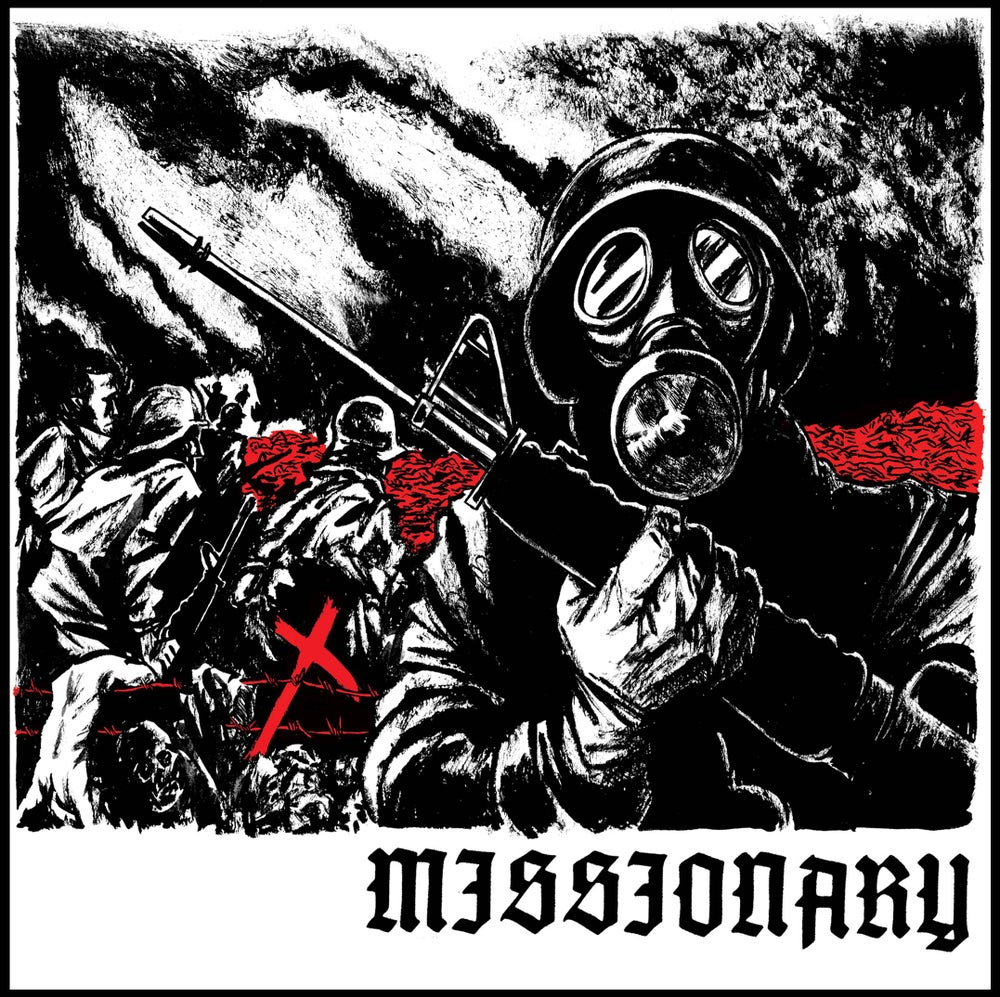 Image of MISSIONARY – American Strike E.P.