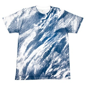 """Image of Lizzy Stewart """"Waves"""" T SHIRT"""