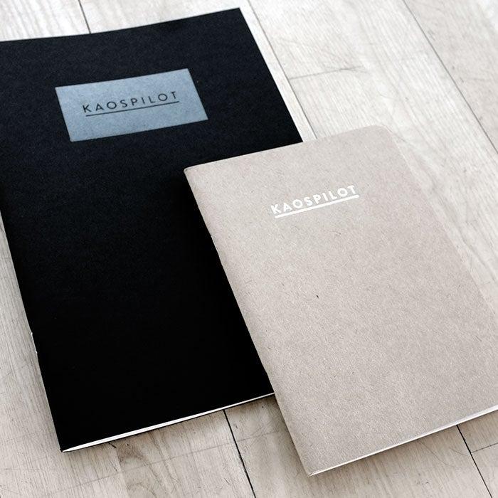 Image of KAOSPILOT NOTEBOOK PACKAGE (2)