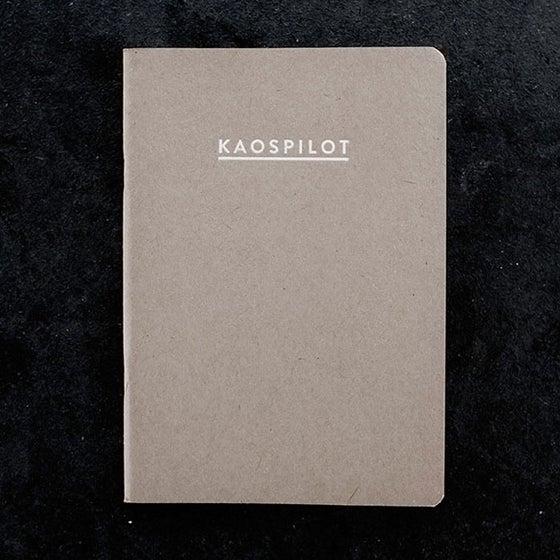 Image of KAOSPILOT A5 ECO NOTEBOOK