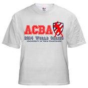Image of 2014 ACBA World Series T Shirt