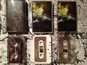 Image of Terraformer - Creatures 2014 or s/t EP Tape
