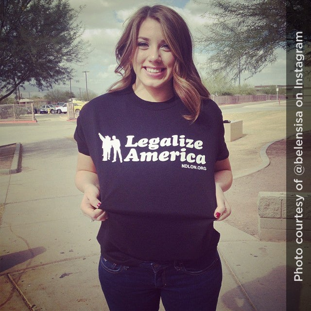 Image of Legalize America Limited Edition T-Shirt