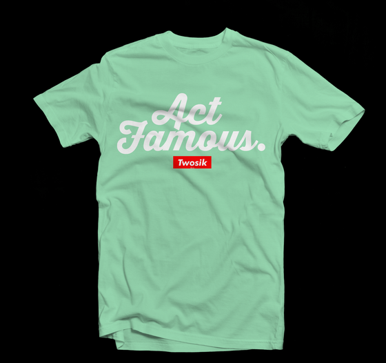 Image of Act Famous in Mint