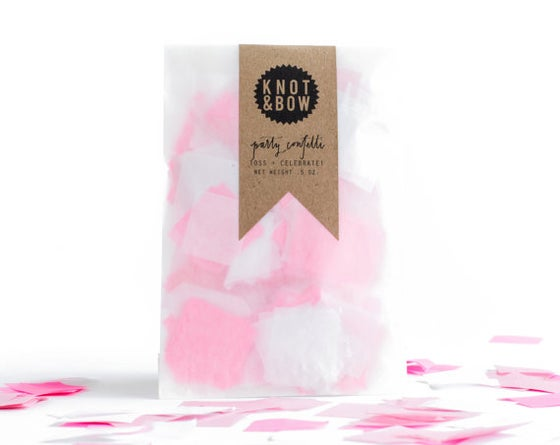 Image of NEW Party Confetti // Pink Party Mix Bag