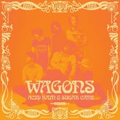 Image of Wagons 'Acid Rain & Sugar Cane' LP