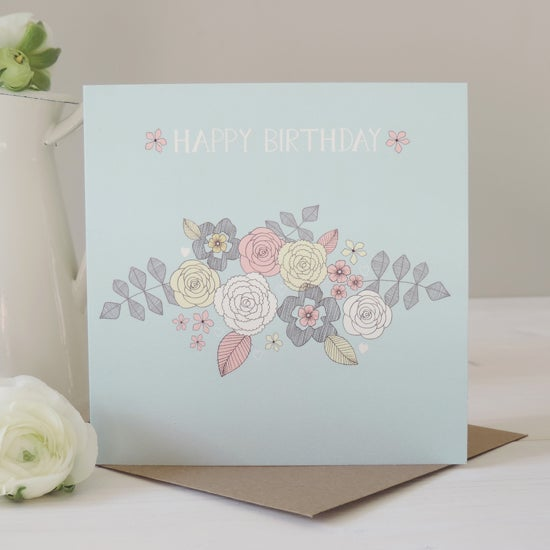Image of Amelia 'Happy Birthday' Card
