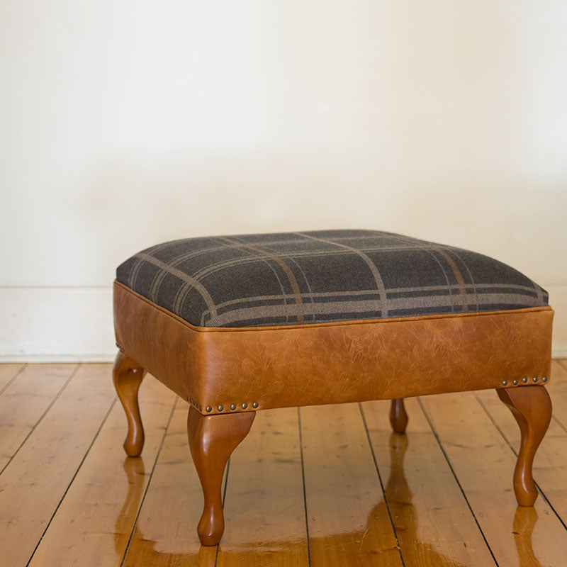 Image of The Worthley Collection Ottoman