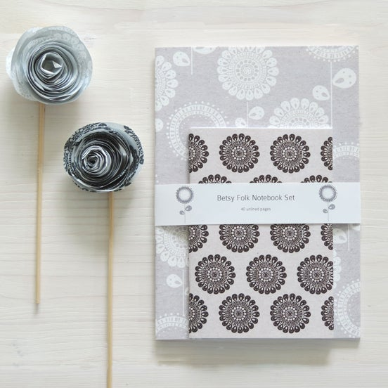 Image of Betsy Folk Notebook Set