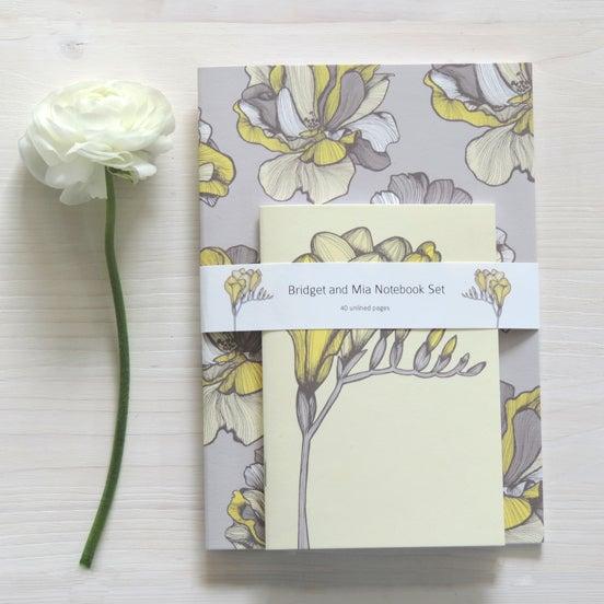 Image of Bridget and Mia Notebook Set