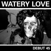 Image of WATERY LOVE -- Debut 45
