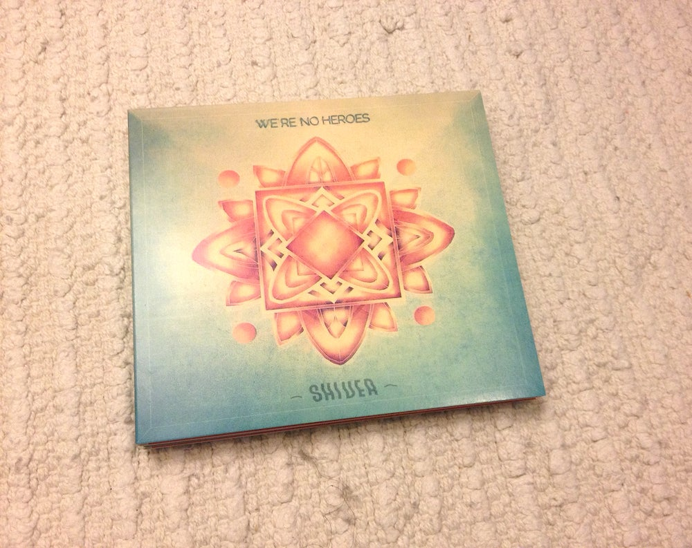Image of 'SHIVER' EP CD
