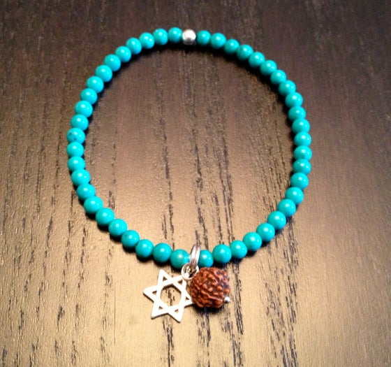 Image of Tiny iSOLA Turquoise Blessed