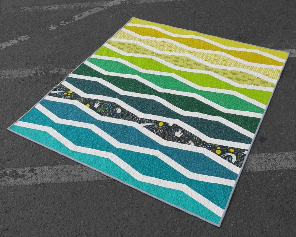 New Wave Auto >> Patterns by Elizabeth Hartman — NEW WAVE pdf quilt pattern