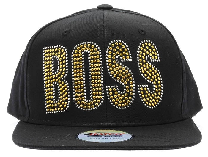 Image of Boss Studded Snapback