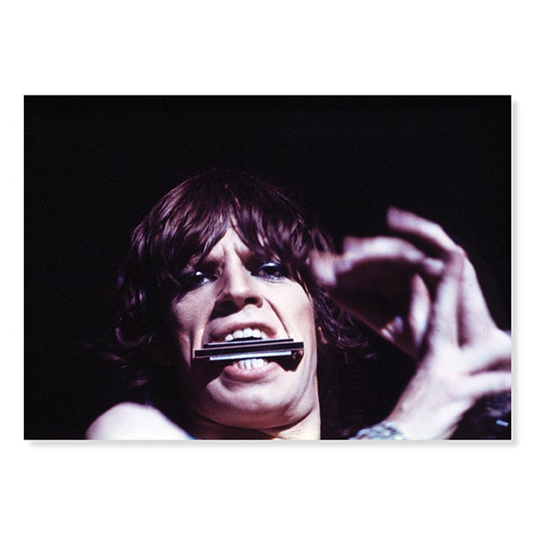 Image of Rolling Stones / Jagger # 1