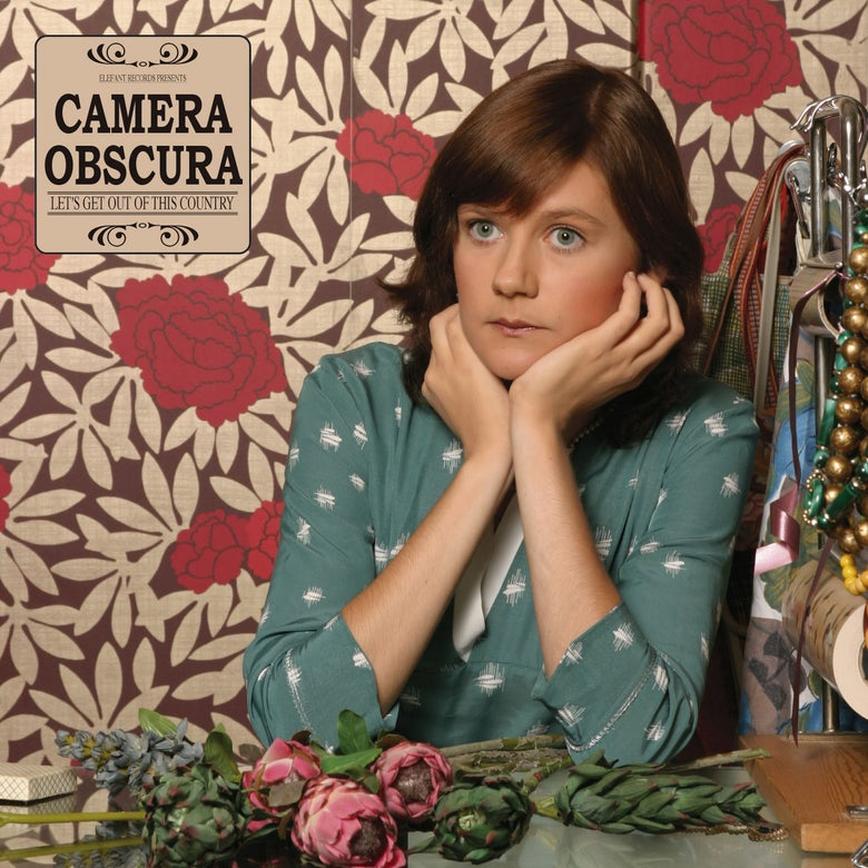 Image of CAMERA OBSCURA - Let's Get Out Of This Country (Digipak CD)