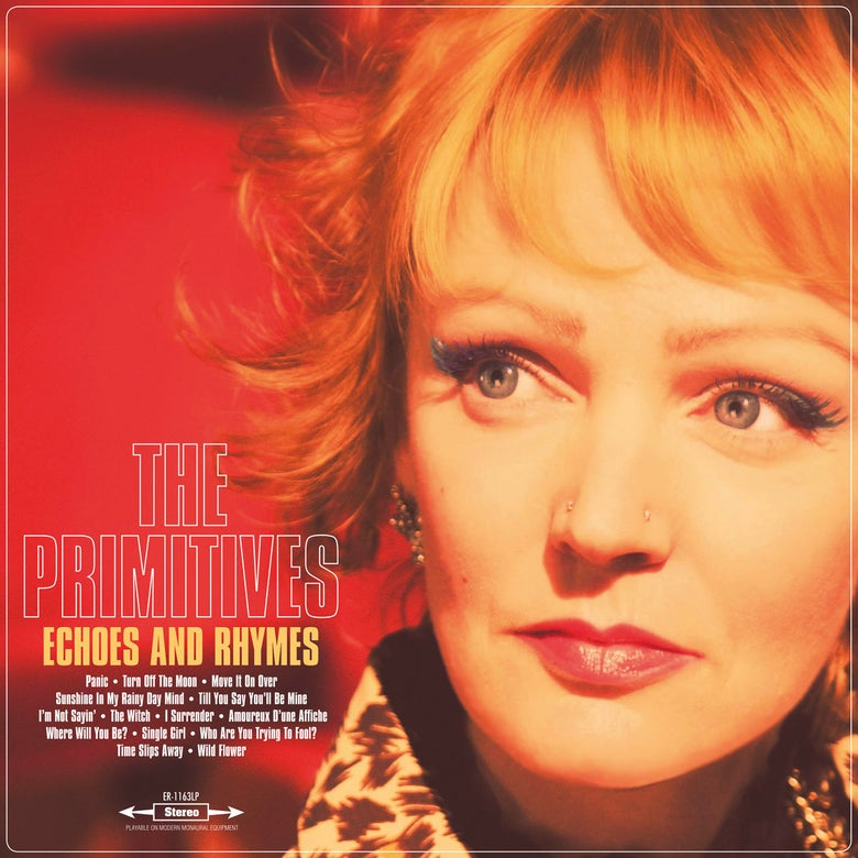 "Image of THE PRIMITIVES - Echoes And Rhymes (12"" vinyl / Digipak CD)"