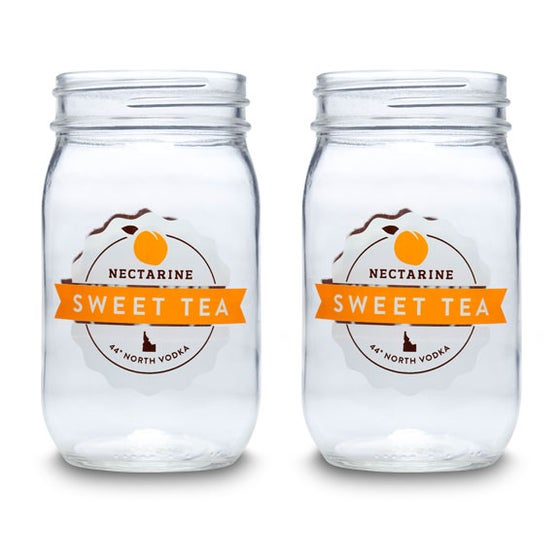Image of Sweet Tea Jars - Set of 4
