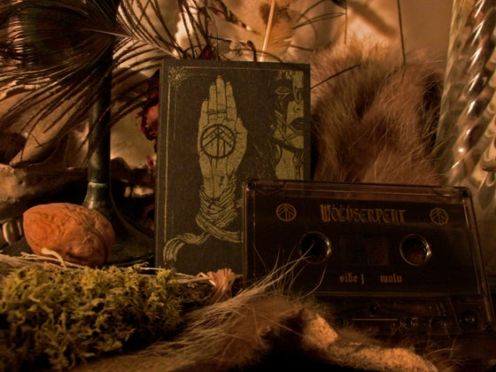 Image of Wolvserpent BloodSeed Cassette