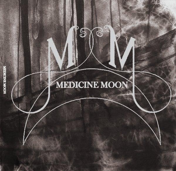 "Image of Medicine Moon 2x7"""