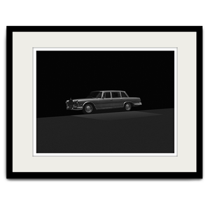 Image of 1968 Mercedes Benz 600 Grand Limousine