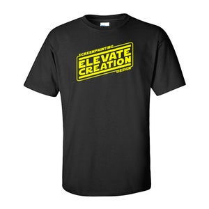 Image of Elevate Creation Strikes Back - T-shirt