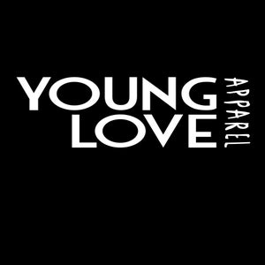 Image of Young Love (Black) T-shirt