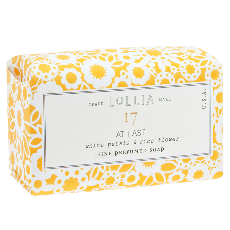 Image of Lollia - Shea Butter Soap