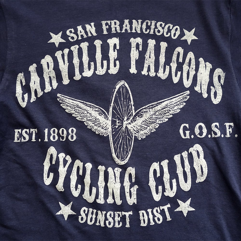 Image of Carville Falcons: Sunset