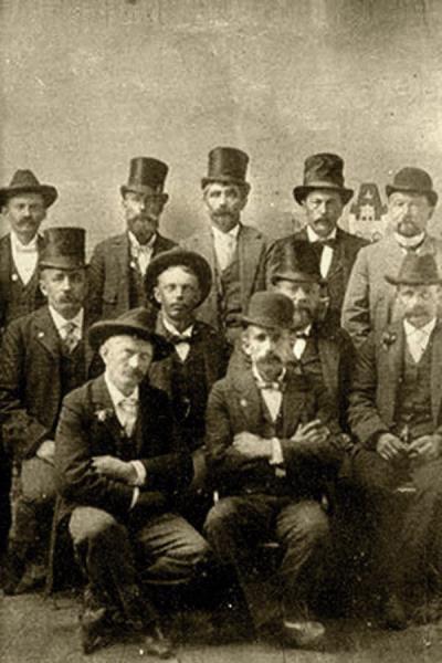Image of San Francisco Committee of Vigilance