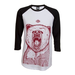 Image of Bear Baseball Tee