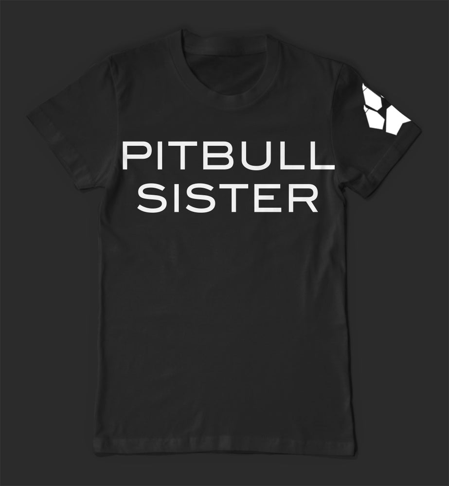 Image of Pitbull Sister